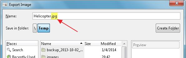 gimp-export-image